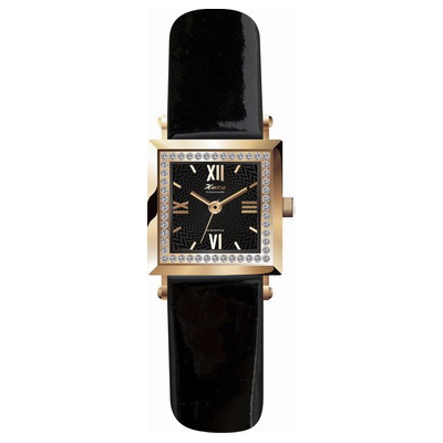 Женские золотые часы «НИКА»
