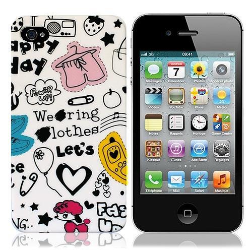 Чехол iPhone 4\4s Happy day