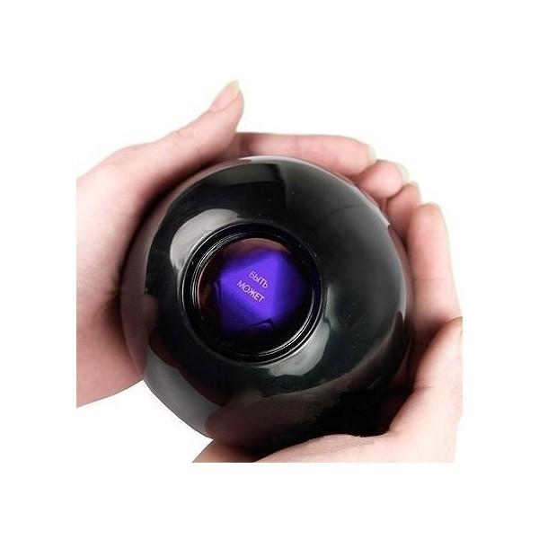 Шар для принятия решений Magic 8 ball (12 см)