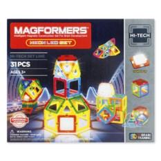 Конструктор Magformers Neon LED Set (31 деталь)