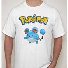 Мужская футболка с покемоном Мышка