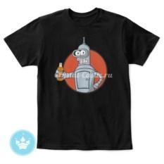 Детская футболка Vault Bot
