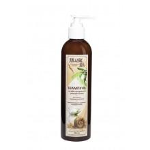 Натуральный шампунь для жирных волос, флакон 300мл
