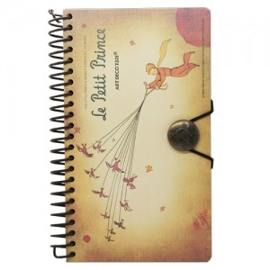"Еженедельник ""Le Petit Prince"", номер 01"