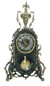 Каминные часы с маятником Триумф