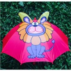Детский зонт с ушками Лев