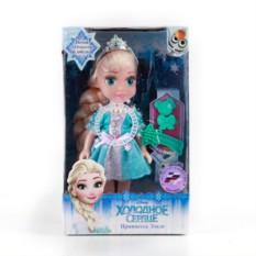 Кукла Эльза Disney Холодное сердце (15 см)