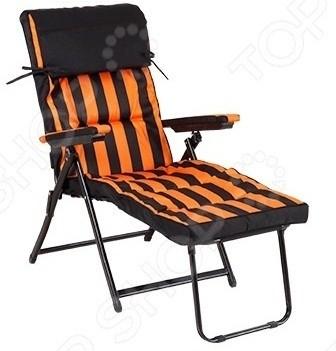 Кресло-шезлонг складное Пчелка 3
