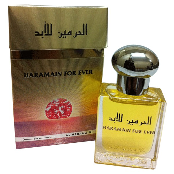 Арабские духи Haramain for ever/ харамайн навсегда, 15 мл