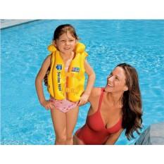 Надувной жилет для плавания Deluxe Учимся плавать — шаг 2