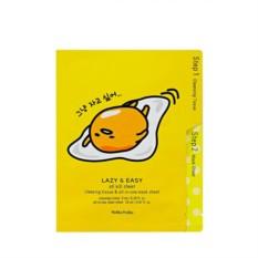 Очищающая маска Гудетама - ленивое яйцо All kill