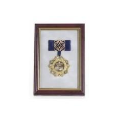 Орден Ажур в багете Любимому мужу за веру и верность!