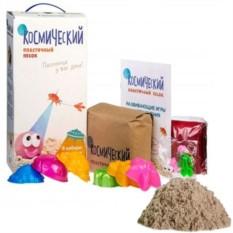 Набор кинетического песка, 2 кг