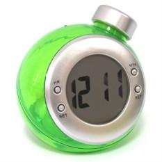 Часы работающие на воде (Зеленые) большие