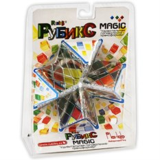 Головоломка-трансформер Rubik's Magic