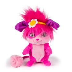 Мягкая розовая игрушка Малыши-прыгуши