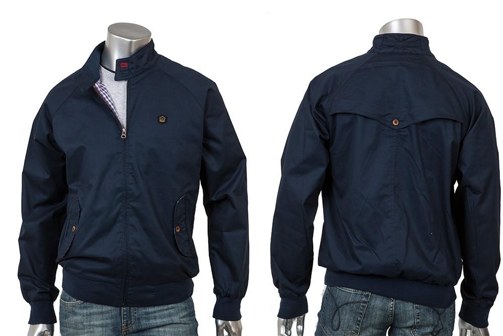 Merc Floyd Куртка темно-синяя