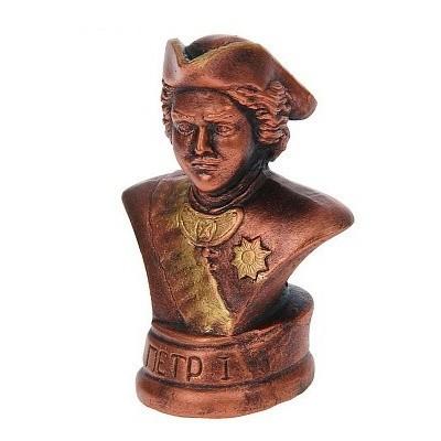 Статуэтка Бюст Петра I