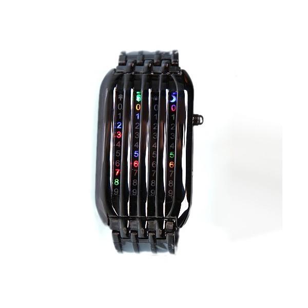 Часы LED матрица спорт