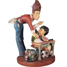 Скульптура Учительница