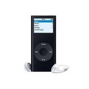 MP3 плеер Apple   ipod nano 8G BLACK-2ND GEN-ZBB