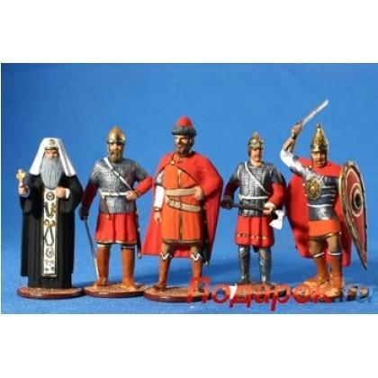 Набор солдатиков «Древняя Русь»