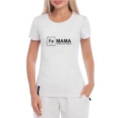 Женская футболка Железные нервы