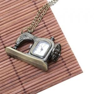 Подвеска-часы Зингер