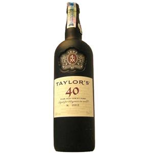 Вино Taylor's  40-Year Old Tawny