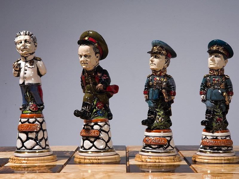 Шахматы 70 лет Победы