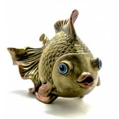 Копилка Золотая рыбка