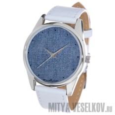Часы Mitya Veselkov Джинсовый принт