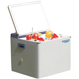 Автомобильный холодильник электрогазовый Unicool DeLuxe