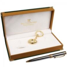 Подарочный набор Bremen (ручка и брелок)