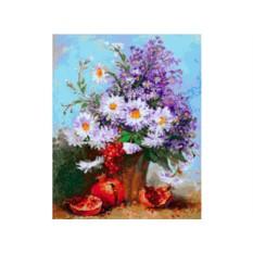 Набор для вышивки стразами «Весенний аромат»