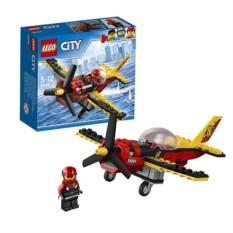 Конструктор Лего Город Гоночный самолёт