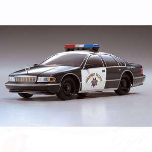 Chevrolet Caprice (1996 Police Car)
