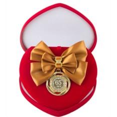 Большой Орден с бронзовой лентой и гравировкой Юбилей 65