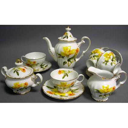Чайный набор «Роза»