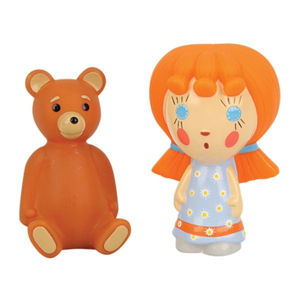Игрушка  Маша и медведь