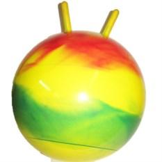 Надувной мяч с литыми рогами