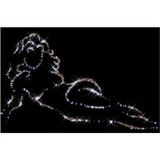 Картина с кристаллами Swarovski Желание