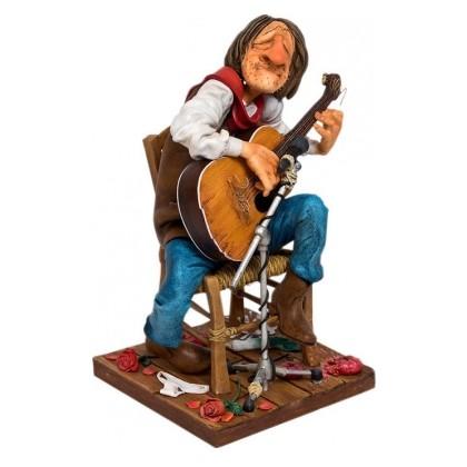 Скульптура Гитарист
