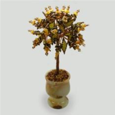 Дерево из янтаря Янтарный мир
