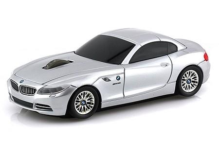 Компьютерная мышь в виде Landmice BMW Z4 Silver