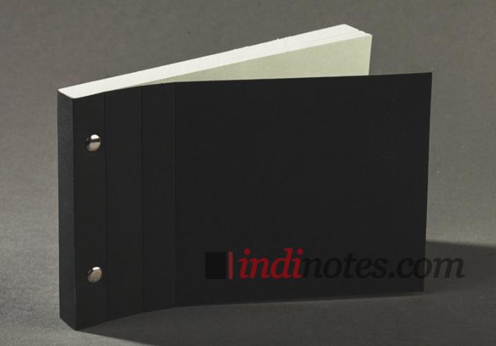 Скетчбук Minerals - Obsidian А5 от Voodoo Books Minerals