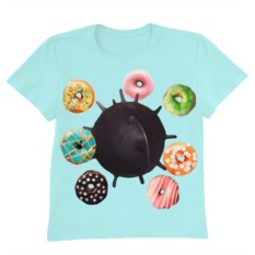 Футболка SEVEN DONUTS AND ONE BOMB