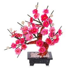 Бонсай (22 см) Сакура (деревце счастья)