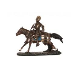 Статуэтка Рыцарь на коне Chaozhou Ze