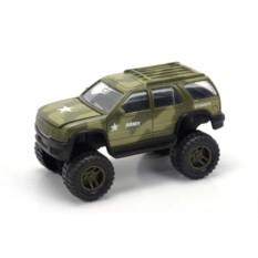 Машинка New Bright&Soma Военный внедорожник
